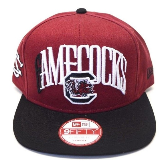 51a430b399e South Carolina Gamecocks New Era 9Fifty Men s Hat